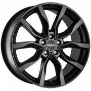 Mak Highlands R17 W7.0 PCD5x108 ET45 DIA63.4 matt black