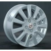 Replay Nissan (NS65) 5.5x15 4x100 ET50 DIA60.1 (silver)
