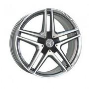 Replica Mercedes (MR010) 9.5x20 5x112 ET39 DIA66.6 (GMF)