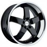 TSW Monarch R20 W9.5 PCD5x120 ET32 DIA72.6 black