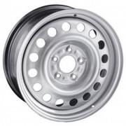 Steel Arrivo 6x16 4x100 ET36 DIA60.1 (silver)