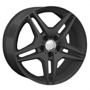 Replica Mercedes (MB96) 8.5x20 5x112 ET35 DIA66.6 (gloss black machined face)