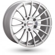 Disla Turismo R17 W7.5 PCD4x100/108 ET40 DIA72.6 silver
