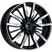 Mak Barbury R19 W8.0 PCD5x112 ET28 DIA ice black