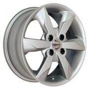 Replica Nissan (NS663) 6.5x16 4x114.3 ET40 DIA67.1 (silver)