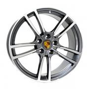 Replica Porsche (PR1378) 9.5x21 5x130 ET50 DIA71.6 (GMF)
