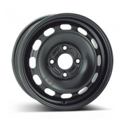 ALST (KFZ) 7255 Ford 6x15 4x108 ET47.5 DIA63.4 (black)