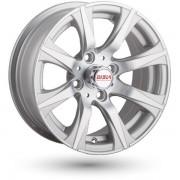 Disla Corsica R13 W5.5 PCD4x98 ET14 DIA58.6 silver