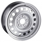 Steel Arrivo 5.5x14 4x108 ET27 DIA65.1 (silver)
