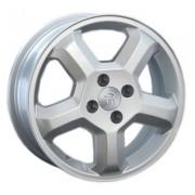 Replica Fiat (FT14) 6x15 4x98 ET32 DIA58.1 (silver)