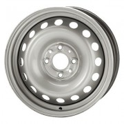 Steel Trebl 6x15 5x100 ET39 DIA54.1 (silver)