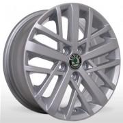 Storm WR-M0001 (Volkswagen) 5.5x14 5x100 ET40 DIA57.1 (silver)