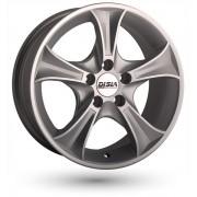 Disla Luxury R17 W7.5 PCD4x108 ET40 DIA67.1 silver