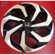 Replica Honda (H7005) 8x18 5x114.3 ET50 DIA64.1 (BKF)