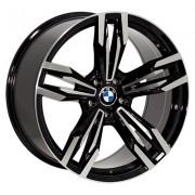 Replica BMW (B502) 10x20 5x120 ET40 DIA74.1 (BKF)