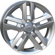 Replica Toyota (TY030d) 7x17 5x114.3 ET45 DIA60.1 (silver)