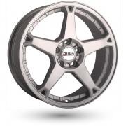 Disla Rapide R15 W6.5 PCD5x110 ET35 DIA65.1 silver