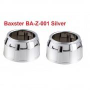 Маска для линз Baxster BA-Z-001 Silver 2шт
