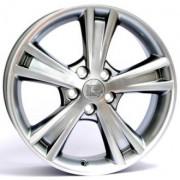 WSP Italy Lexus (W2650) Chicago 7x18 5x114.3 ET35 DIA60.1 (hyper anthracite)
