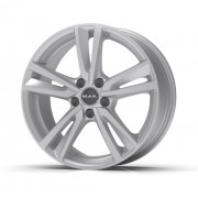 Mak Icona 7x17 5x114.3 ET40 DIA (silver)