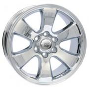 WSP Italy Toyota (W1707) Yokohama Prado 7.5x17 6x139.7 ET30 DIA106.1 (hyper silver)