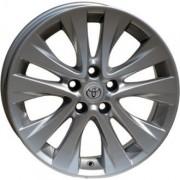 Replica Toyota (TY016d) 8x20 5x150 ET58 DIA110.1 (BKF)