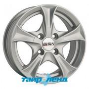 Disla Luxury 7.5x17 5x112 ET40 DIA67.1 (silver)