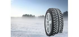 Особенности конструкции и поведения зимних шин