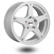 Disla Rapide R16 W7.0 PCD5x120 ET38 DIA67.1 white