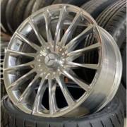 Replica Mercedes (MR963) 9.5x20 5x112 ET39 DIA66.6 (polished)
