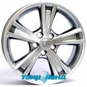 WSP Italy Lexus (W2650) Chicago 8.5x20 5x114.3 ET35 DIA60.1 (hyper anthracite)