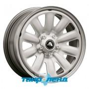 ALST (KFZ) 130600 HybridRad 6.5x16 5x108 ET50 DIA63.4 (silver)