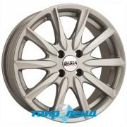 Disla Raptor 7x16 5x108 ET38 DIA67.1 (silver)