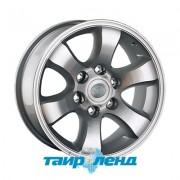 Replica Toyota (CT4330) 7.5x17 6x139.7 ET25 DIA106.1 (SFM)
