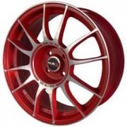 Mak XLR R16 W7.0 PCD5x114.3 ET45 DIA76 red mirror