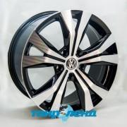 Replica Volkswagen (GT934) 8.5x19 5x130 ET50 DIA71.6 (MB)