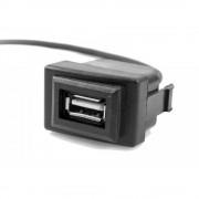 Разъем USB в штатную заглушку Carav 17-011 для а/м CHEVROLET (1 порт)