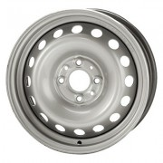 Steel Trebl 6x15 5x114.3 ET45 DIA54.1 (silver)