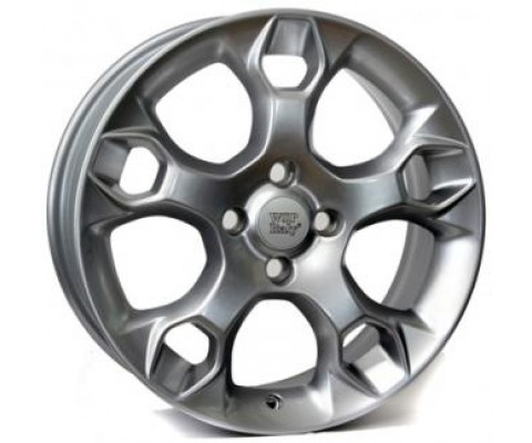 WSP Italy Ford (W951) Nurnberg 6x15 4x98 ET40 DIA58.1 (silver)