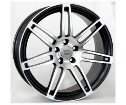 WSP Italy Audi (W554) S8 Cosma 7.5x17 5x112 ET45 DIA57.1 (anthracite polished)