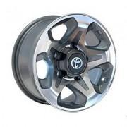 Replica Toyota (TY720) 7x16 5x150 ET20 DIA110.1 (GMF)