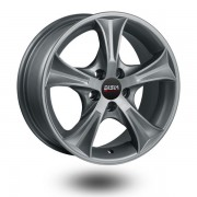 Disla Luxury R17 W7.5 PCD5x114.3 ET40 DIA67.1 GM