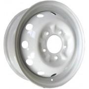 Кременчуг ВАЗ 2121 5x16 5x139.7 ET58 DIA98 (белый)
