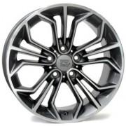 WSP Italy BMW (W671) Venus X1 8x19 5x120 ET30 DIA72.6 (anthracite polished)