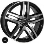 Replica Mercedes (TL0475) 8x19 5x112 ET52 DIA66.6 (BMF)