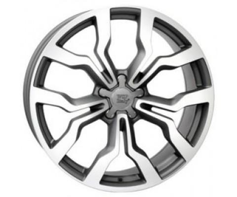 WSP Italy Audi (W565) Medea 8.5x19 5x112 ET42 DIA57.1 (matt gun metal polished)