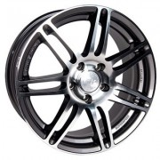 Racing Wheels H-349 7.5x17 5x110 ET37 DIA65.1 (GM/FP)