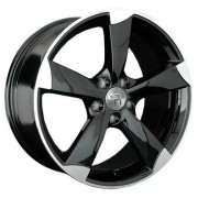 Replay Audi (A56) 7.5x17 5x112 ET51 DIA57.1 (BKF)