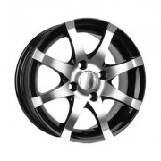 Sportmax Racing SR2001 5.5x13 4x100 ET25 DIA67.1 (B4)