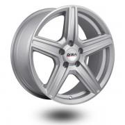 Disla Scorpio R18 W8.0 PCD5x120 ET35 DIA72.6 silver